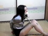 Nylon feet sniff pantyhose smother girls nylon worship