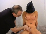 Amateur bdsm of busty Danii Black