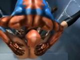 Spiderman porn videos