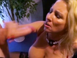 HORNY GERMAN MILF BOSS SEDUCE YOUNG BOY TO FUCK AT WORK
