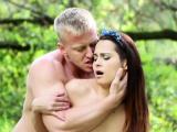 Lustful girl Licie C enjoys sensuous fuck
