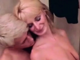 Sexy Blonde Milf Sex Home Lessons To Young Lover